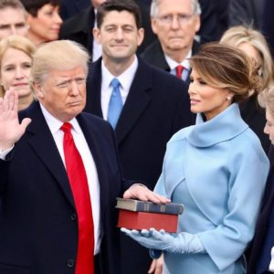 Trump and The Peaceful Transfer of Power