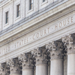 Let's Focus on the Rule of Law, Not Politics, in Reporting on Federal Court Decisions