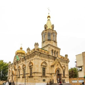 Azerbaijan Pushes Back Against Critics, Pledges to Protect Christian Sites