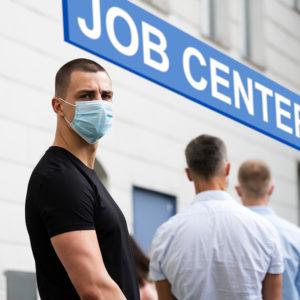A Warning Sign for UBI? Unemployment Benefits Discourage Employment