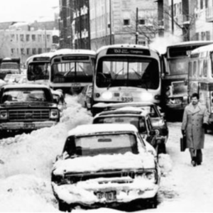 Ted Cruz Wasn't The First Politician Hurt by a Blizzard