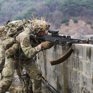 Is South Korea Next in Line for U.S. Forces Withdrawal?