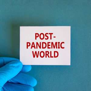 Pandemic: The End of the Beginning