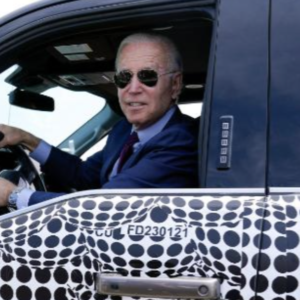 Joe Biden's Billion-Dollar 'If You Build It, They Will Drive' EV Charger Strategy