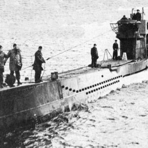 Holy Cow! History: The Only Submarine Ever Sunk by Its Toilet