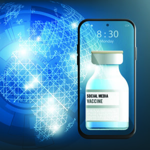 How Healthcare Workers and Digital Leaders Built a Social Media Movement To Support COVID Vaccination