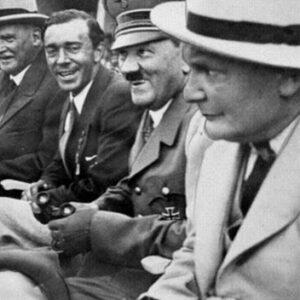 HOLY COW! HISTORY: The Woman Who Kissed Hitler at the Olympics