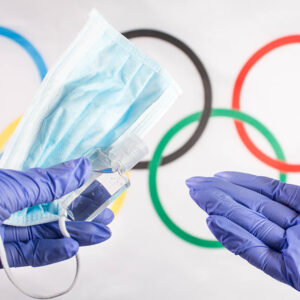 Point: Olympic Dream or COVID-19 Nightmare?