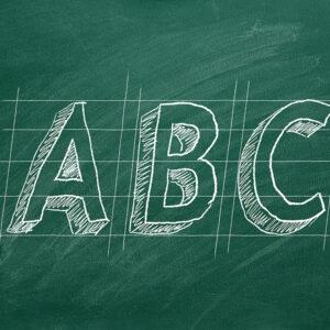 ABC's in the Progressives' New School Curriculum
