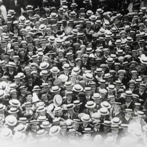 HOLY COW! HISTORY: September's Strange Straw Hat Riot
